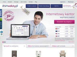Strona domwaluty.pl